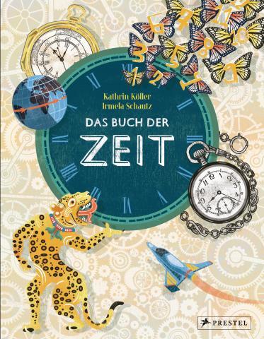 Cover Buch der Zeit