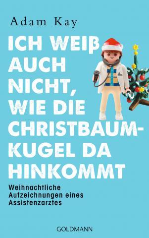 Kay Christbaumkugel Cover