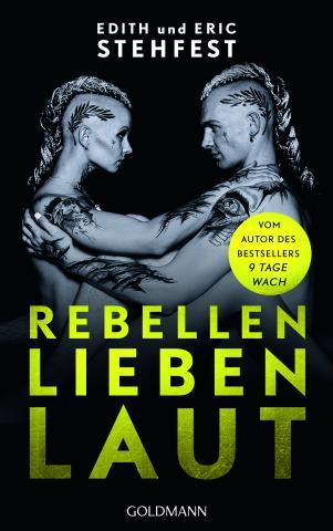 Cover Rebellen lieben laut