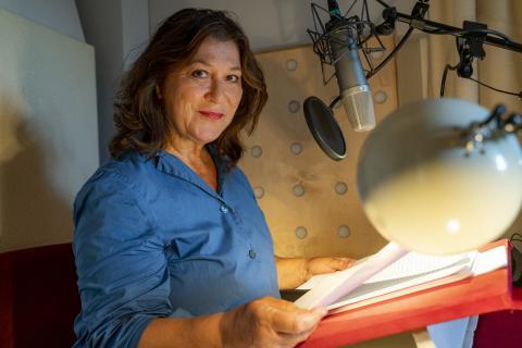 Eva Mattes (c) Anita Back
