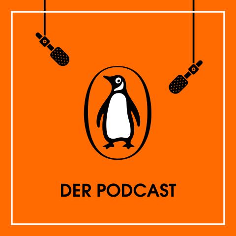 "Logo des Podcast ""Penguin lädt ein"""