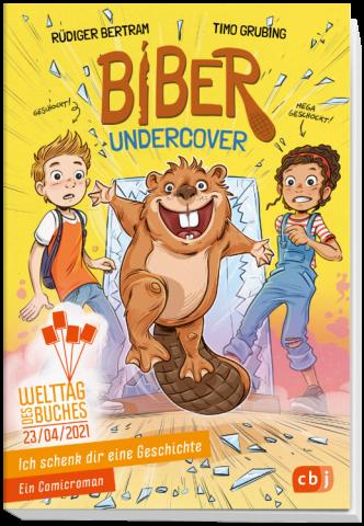 Cover Biber undercover
