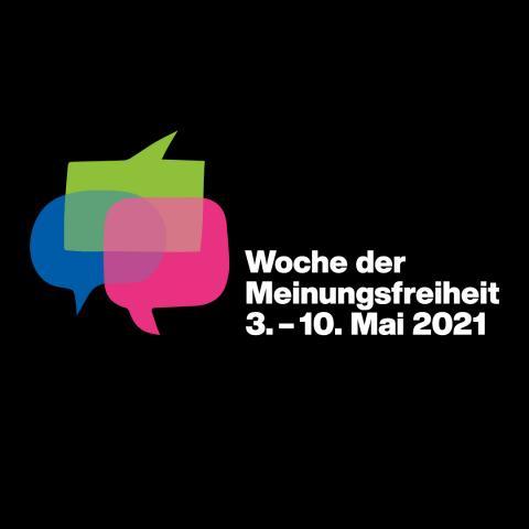 Woche der Meinungsfreiheit, 3. bis 10. Mai
