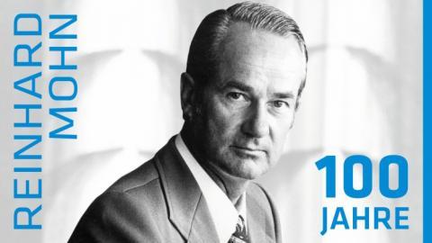 100 Jahre Reinhard Mohn