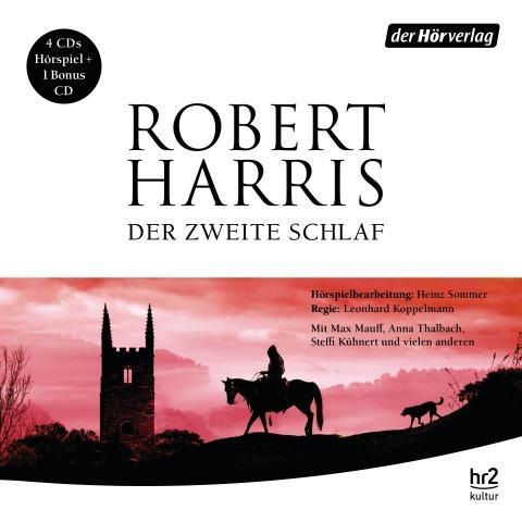 Cover Robert Harris Der zweite Schlaf