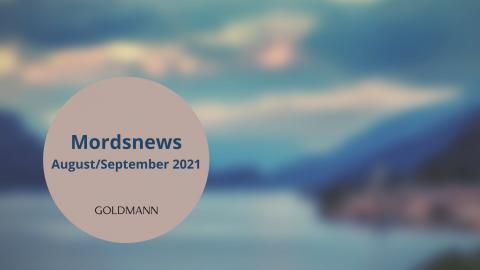 Mordsnews Goldmann Verlag