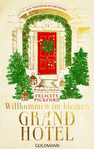 Cover Pickford - Willkommen im kleinen Grand Hotel