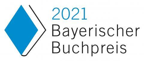 Logo Bayerischer Buchpreis 2021